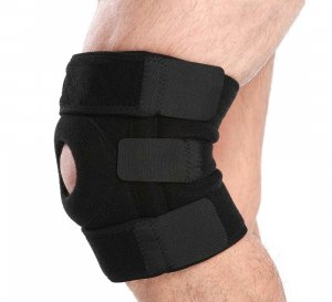 Fireflyhome Breathable Neoprene Knee Brace Support