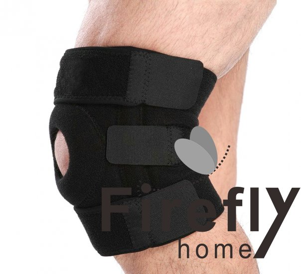 Fireflyhome Breathable Neoprene Knee Brace Support - Click Image to Close